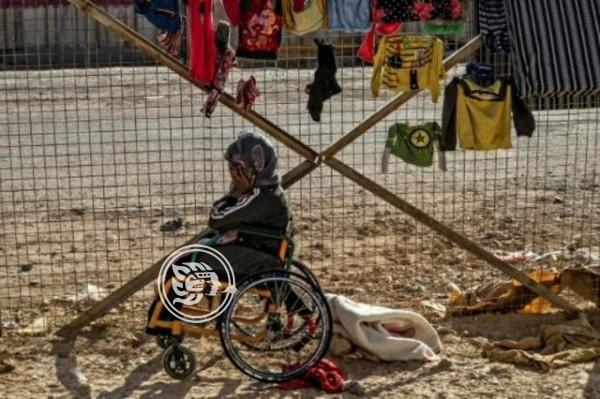 El trauma y abandono de los huérfanos del Estado Islámico en Siria