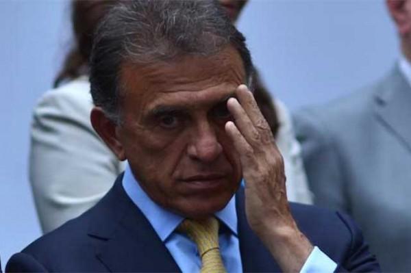 Giran presunta orden de aprehensión contra Yunes Linares por delincuencia organizada