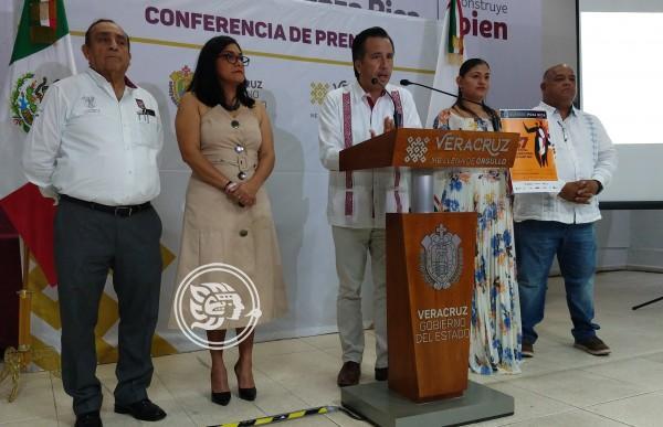 Cuitláhuac García: no hay pactos con delincuentes