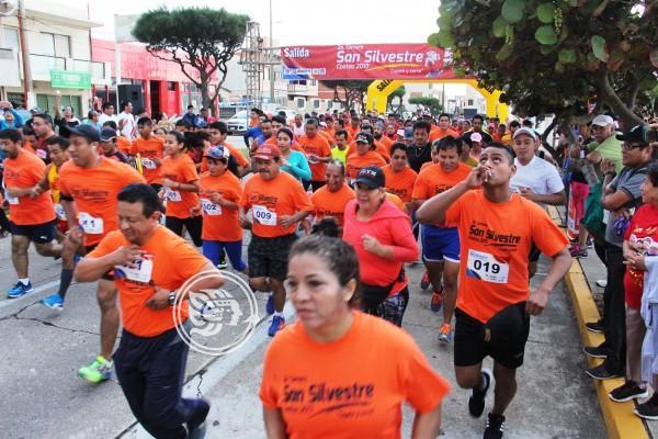 Cronistas Deportivos ZS siguen invitando a su 4a. Carrera San Silvestre Coatza 2019