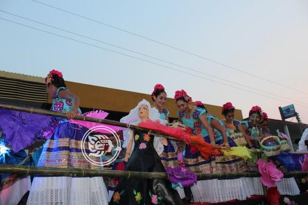 Lluvias no impedirán fiestas populares en Acayucan