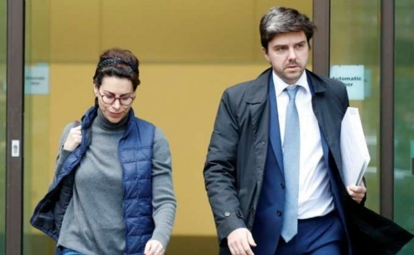 Karime Macías usará brazalete electrónico en Reino Unido hasta que inicie su juicio