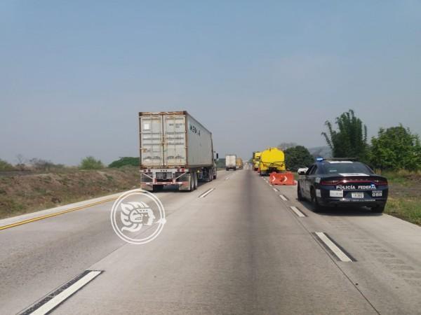 Policía Federal ha descuidado seguridad en carreteras de Veracruz