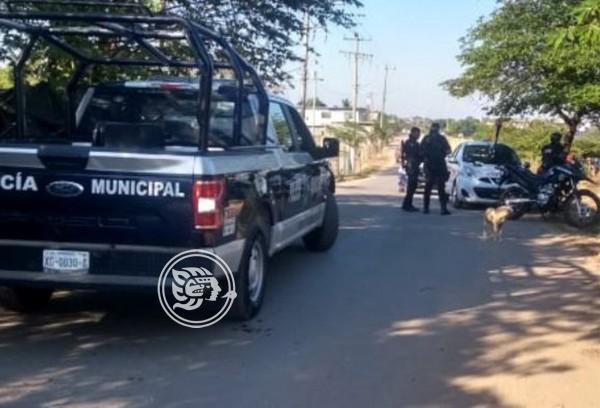 Se coordinan en sur de Veracruz para enfrentar delincuencia