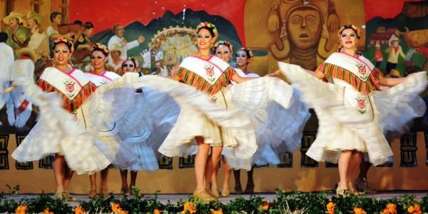 Todo listo en Tuxpan para el Festival de la Huasteca