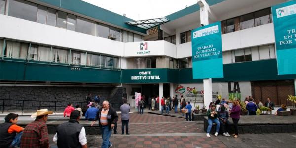 Condena PRI Veracruz asesinato de Molina Palacios