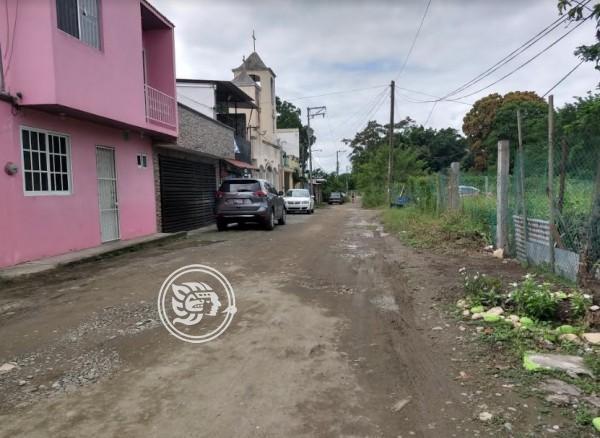 Asola grupo delictivo a vecinos de Poza Rica