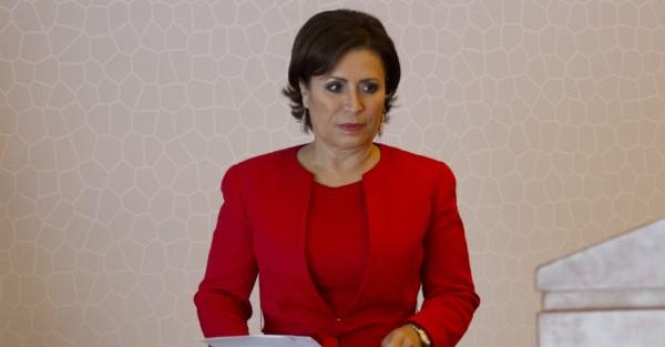 Rosario Robles impugna resolución de prisión preventiva