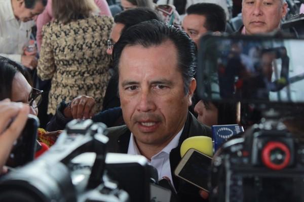 Cuitláhuac: Continuará apoyo a la Universidad Veracruzana