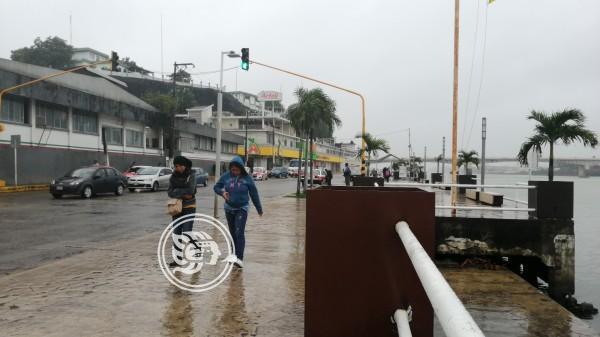 Ocasiona FF bajas temperaturas en el norte de Veracruz