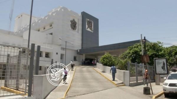 Roban medicinas para el cáncer en el Hospital General de Veracruz