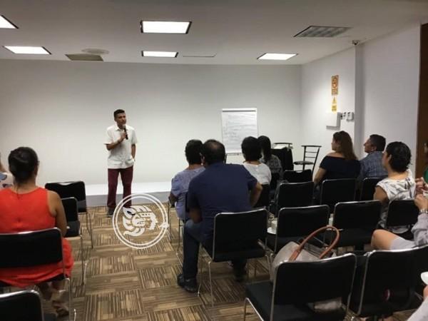 Impartirán el taller 'Finanzas en Paz' en Coatzacoalcos
