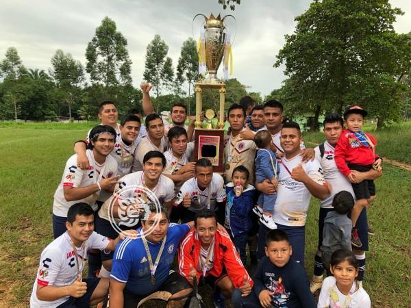 """Ya tiene campeón el Futbol Popular """"Chopa""""  de 1ª Fuerza"""