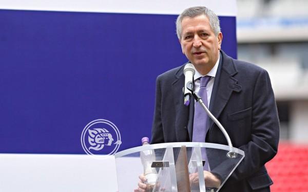 Murió Jorge Vergara, presidente de Chivas