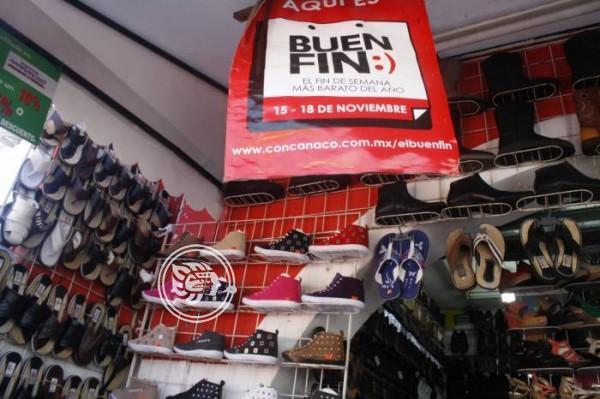 Pese a Buen Fin, no mejoran las ventas en Minatitlán