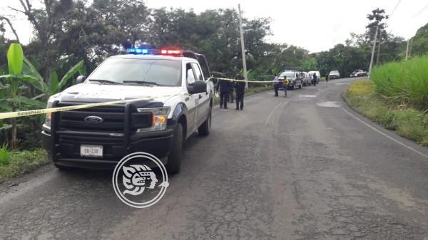 Fallece motociclista en carretera de Fortín