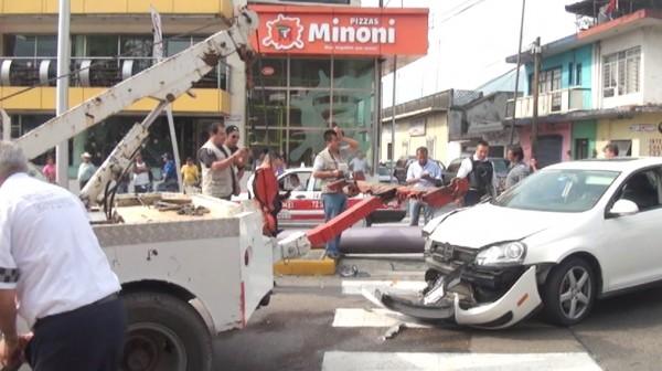 En 10 años han bajado 50% incidentes viales en Veracruz