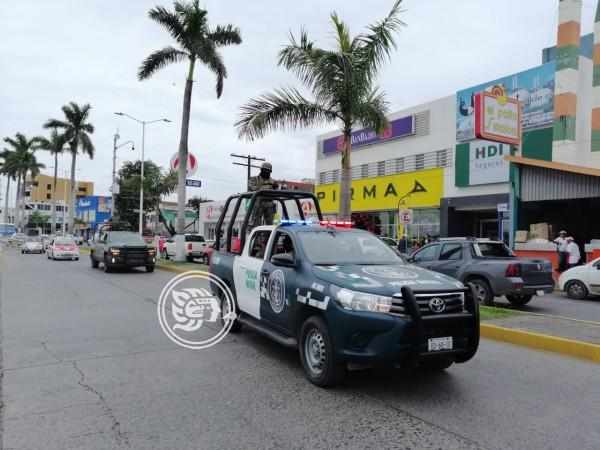 Activan en Tuxpan operativo por el Buen Fin 2019