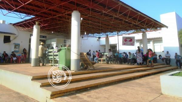 Hay hartazgo por mala atención en el Hospital de Tonalapan