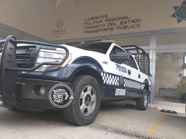 Remueven jefe de Transporte público de Acayucan