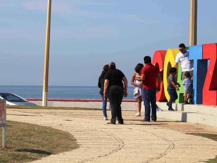 Prevén que surada dejará altas temperaturas en Veracruz