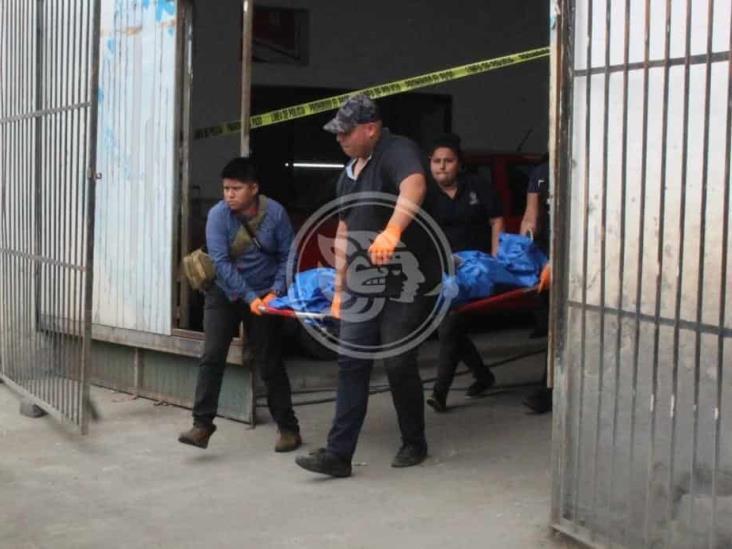 En Veracruz, trabajador cae de gran altura y fallece