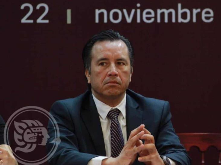 Reestructurar deuda de Veracruz costará 27 mdp: Cuitláhuac