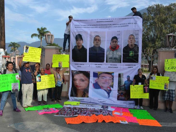 Piden a Gobierno de Veracruz resultados en caso de comerciantes de Mendoza desaparecidos hace casi un mes