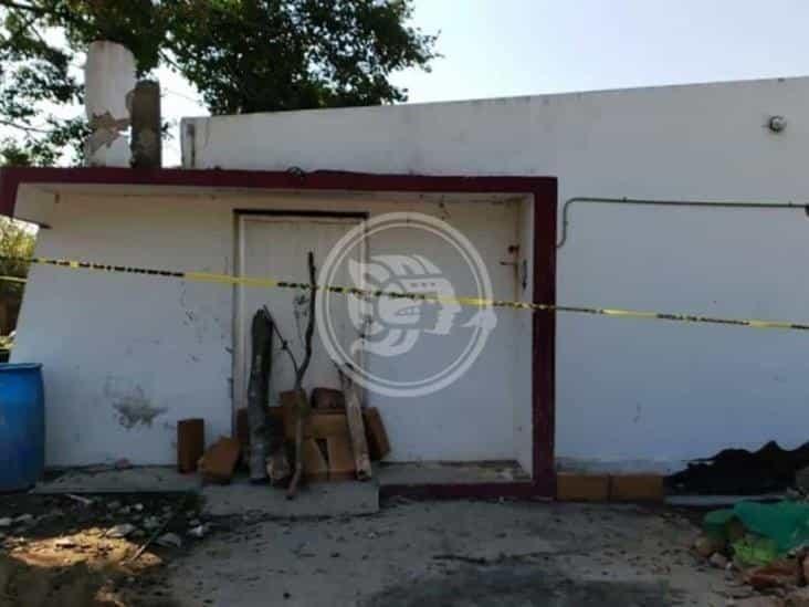 Se han recolectado 108 restos óseos alrededor de la morgue del panteón en Coatzacoalcos