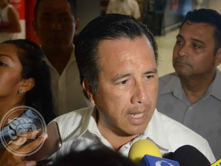 Se reforzará seguridad en el Puerto de Veracruz, reitera Cuitláhuac