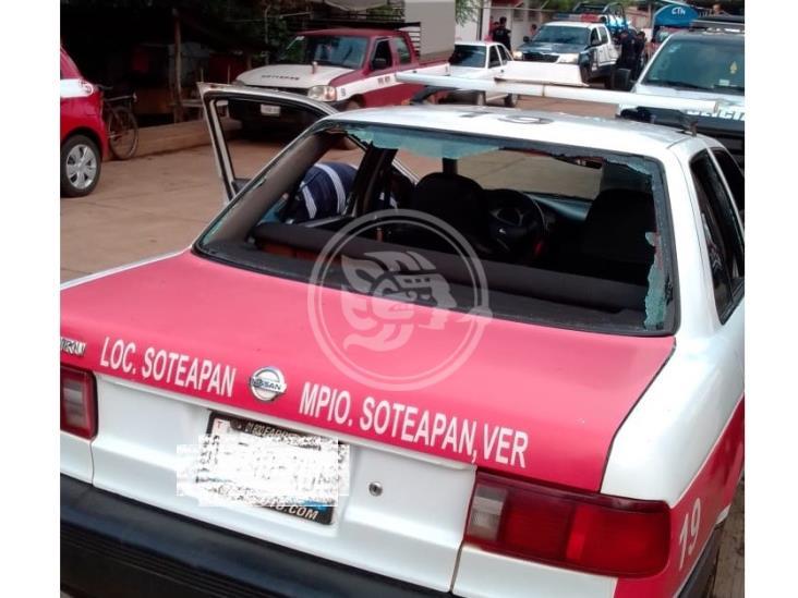 Reportan nuevo ataque armado contra síndico de Soteapan