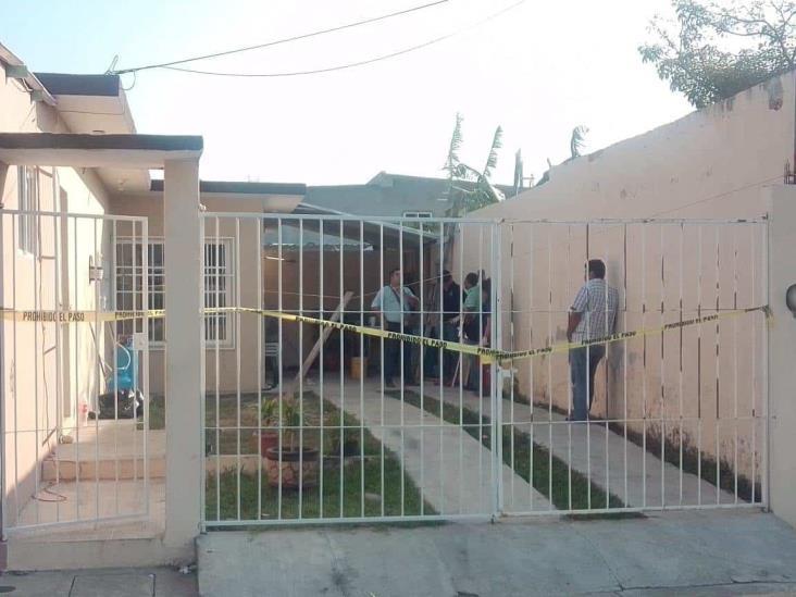 Asesinan a hombre al interior de su vivienda