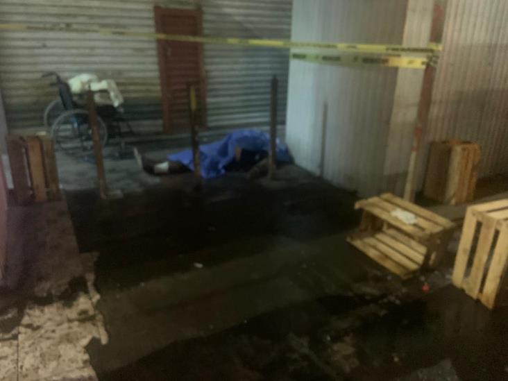 Sujeto asesina a discapacitado en Veracruz