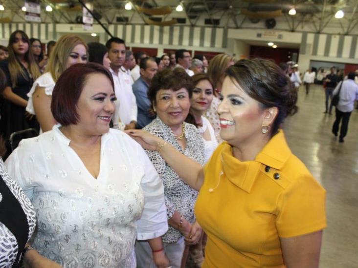 Presenta DIF Estatal Primer Informe de Actividades en Veracruz