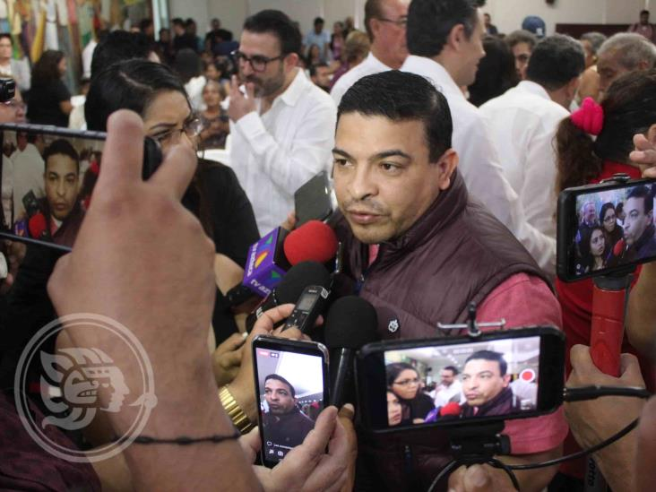 Sigue pendiente destitución de Jorge Winckler: Gómez Cazarín