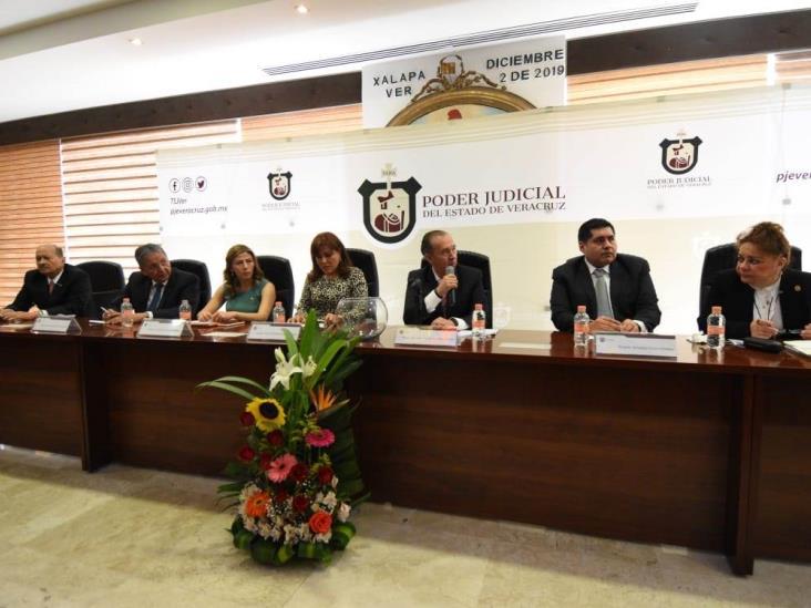 Sofía Martínez Huerta, nueva presidenta del Poder Judicial