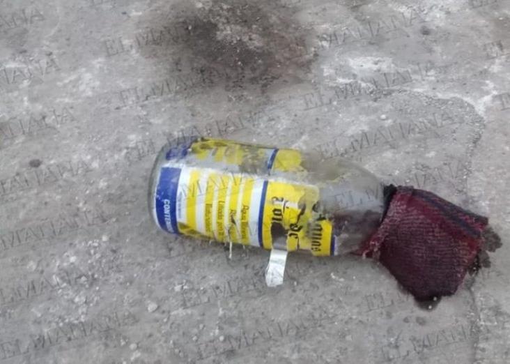 El Diario Regional Zona Media de SLP sufre ataque con bombas molotov