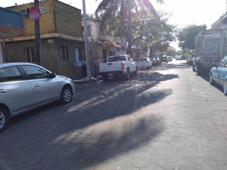 Asaltan a empleados del IVEA en Veracruz; los despojan de 20 mil pesos