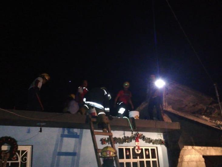 Explosión en Alpatláhuac deja dos menores muertos y dos heridos