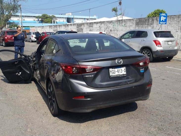 Fatal accidente en Veracruz, deja 3 personas lastimadas