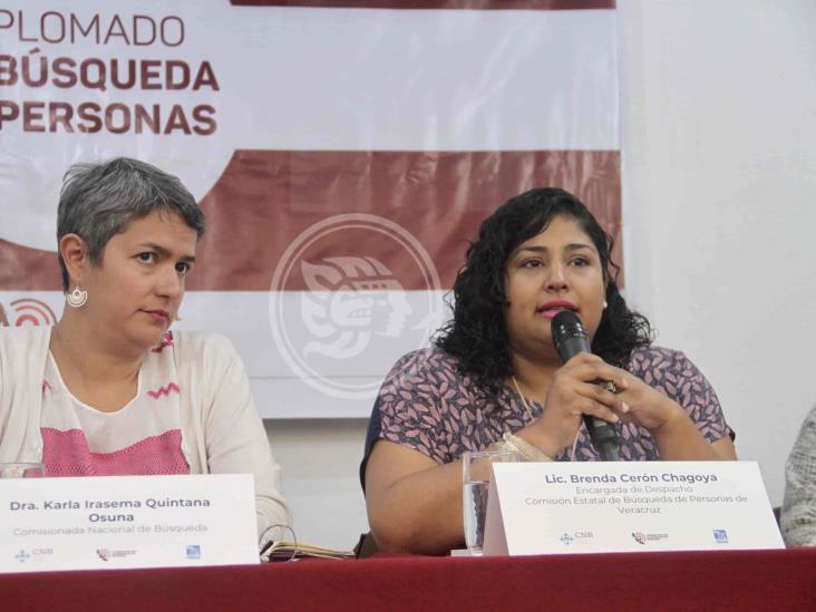 No hay condiciones para atender a CNDH y reanudar búsquedas en Veracruz'