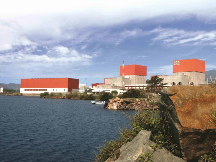 Desmienten activación de alarmas en Nucleoeléctrica de Laguna Verde