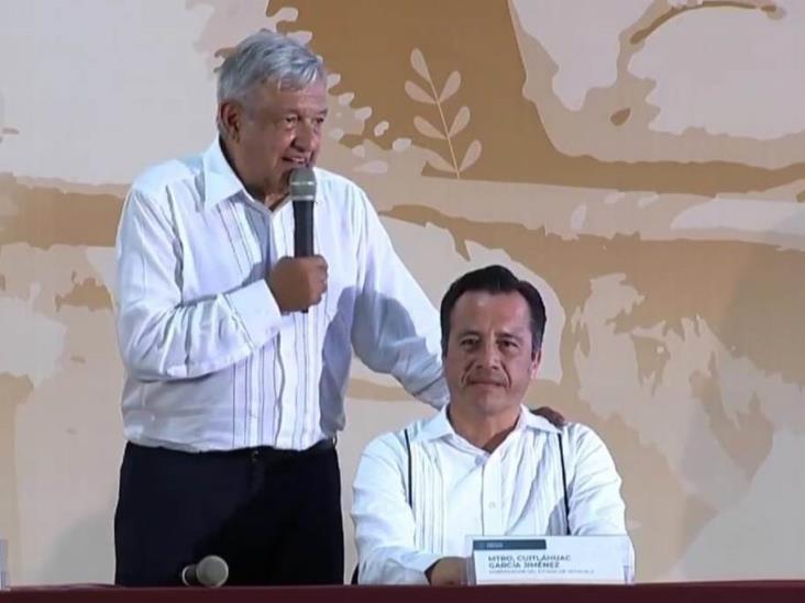 Supervisa López Obrador avances de Sembrando Vida en el sur de Veracruz