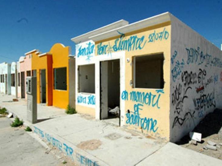 Abandono de viviendas en Veracruz por inseguridad