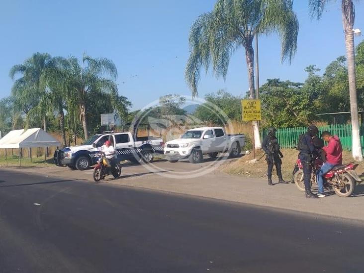 Despliega SSP operativo tras homicidio de exalcalde