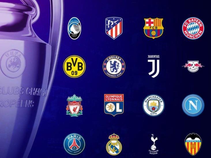 Así quedaron los Octavos de Final de la UEFA Champions League