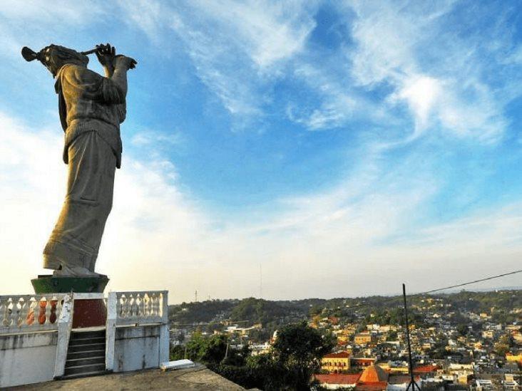 Implementa INAH mecanismo para proteger valores monumentales de Papantla