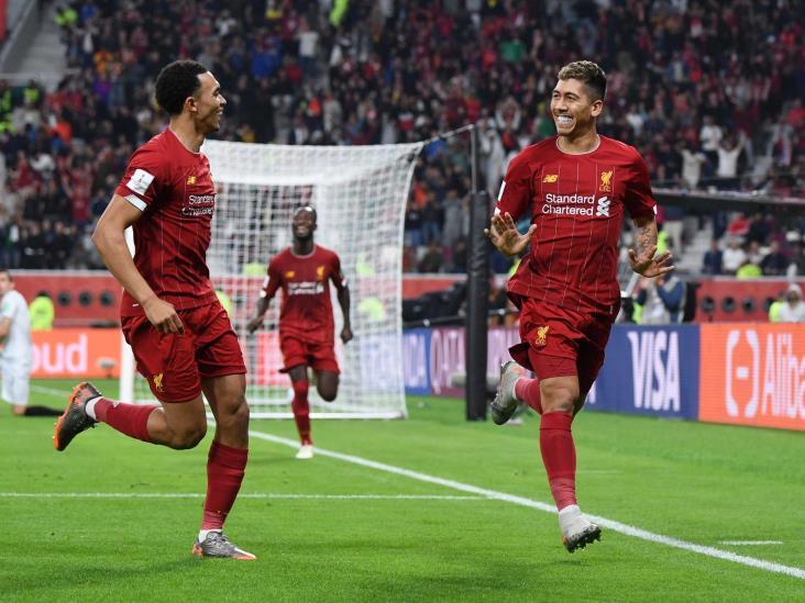 Con gol agónico, Liverpool gana 2-1 a Monterrey