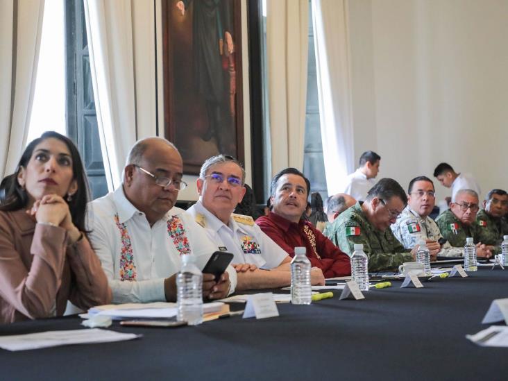 Alista Veracruz plan contra el robo a transportistas