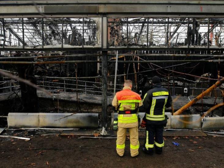 Incendio en zoológico alemán mata a más de 30 animales